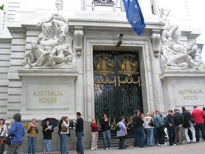 The queues from the 2004 election